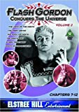 echange, troc Flash Gordon Conquers The Universe - Chapters 7 To 12 [Import anglais]