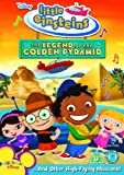 Little Einsteins - The Legend Of The Golden Pyramid [DVD]