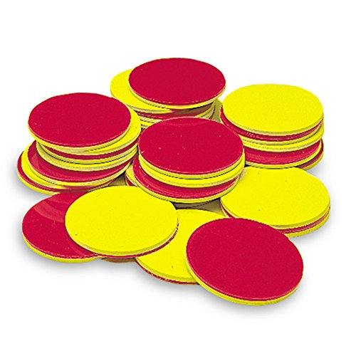 Learning Resources Two-Color Counters, Set of 200 - 1