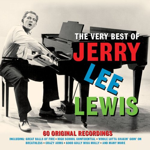 Jerry Lee Lewis - The Very Best Of Jerry Lee Lewis (3 CD)