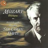 Wolfgang Amadeus Mozart: Overtures