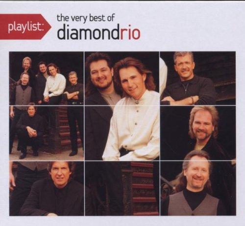 DIAMOND RIO - Playlist:the Very Best Of Diamond Rio (Eco-friendly Packaging) - Zortam Music