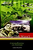 The War That Wasn't (1895896347) by Les Peate
