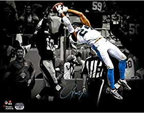 "Josh Norman Carolina Panthers Autographed 11"" x 14"" Spotlight Photograph - Fanatics Authentic Certified"