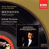 "Great Recordings Of The Century - Beethoven (Violinkonzert)von ""Itzhak Perlman"""