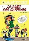 Gaston, tome 12 : Le gang des gaffeurs par Franquin