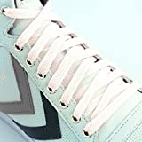 Flat Coloured Shoe Laces Bootlaces Trainers Skate Strong Shoelaces 29 Colours for choice