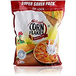 Kellogg's Corn Flakes - Original & Best, 875g Pouch