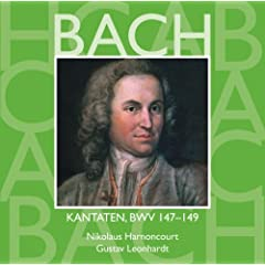 Bach, JS : Sacred Cantatas BWV Nos 147 - 149