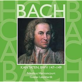 """Cantata No.149 Man singet mit Freuden vom Sieg BWV149 : VI Aria - """"Seid wachsam, ihr heiligen W�chter"""" [Counter-Tenor, Tenor]"""