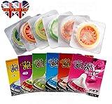 Kondome, Spike Kondom Adult Sex G-Punkt stimulieren Condom...