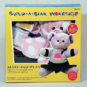 Colorbok Build A Bear Kit, Sweetheart Bear