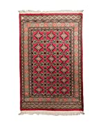 Navaei & Co. Alfombra Kashmir Rojo/Multicolor 154 x 95 cm