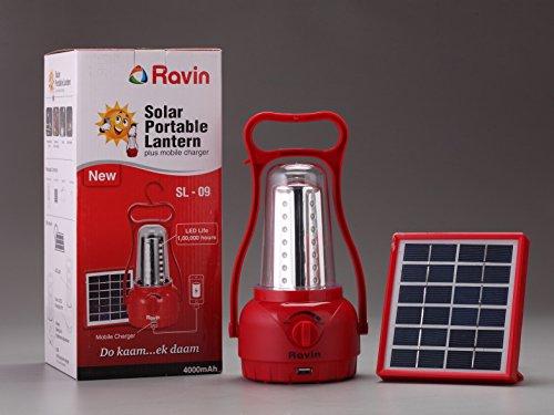 Ravin SL 09 Solar Emergency Light