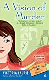 img - for A Vision of Murder (Psychic Eye Mysteries, Book 3) book / textbook / text book