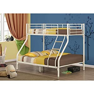 nexus etagenbett hochbett bett cremefarben einfache und doppelt etagenbett hochbett mit leiter. Black Bedroom Furniture Sets. Home Design Ideas