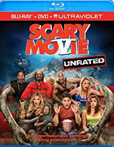 Scary Movie 5 (Unrated) (Blu-ray + DVD + UltraViolet) by Weinstein Company