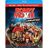 Scary Movie 5  (Unrated) (Blu-ray + DVD + UltraViolet) 2013 Unrated