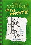 'Gregs Tagebuch 3: Jetzt reicht's!' von Jeff Kinney