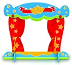 Fiesta Crafts Finger Puppet Theatre