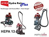 Hydra Rain PLUS - STAUBSAUGER MIT WASSERFILTER UND Waschsauger