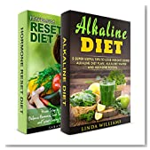 2 Simple Secrets Smart American Women Know That Helps Them Avoid Being Overweight and Struggle with Fat!: Hormone Reset Diet + Alkaline Diet 2 in 1 Bundle!