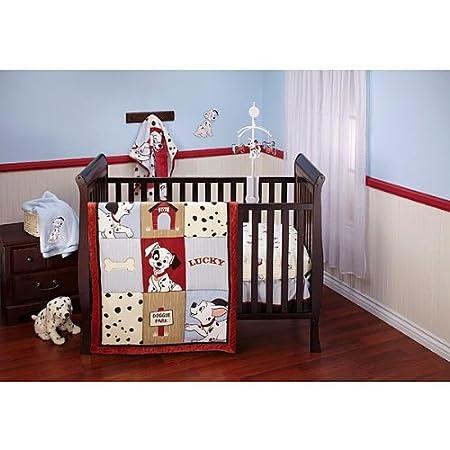 101 Dalmatians Baby Bedding
