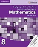 img - for Cambridge Checkpoint Mathematics Practice Book 8 (Cambridge International Examinations) book / textbook / text book
