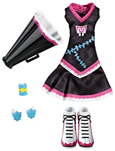 Monster High School Spirit Scream Uniforms Frankie Stein
