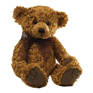 "Gund Lloyd Tan Bear 16"" Plush from Gund"