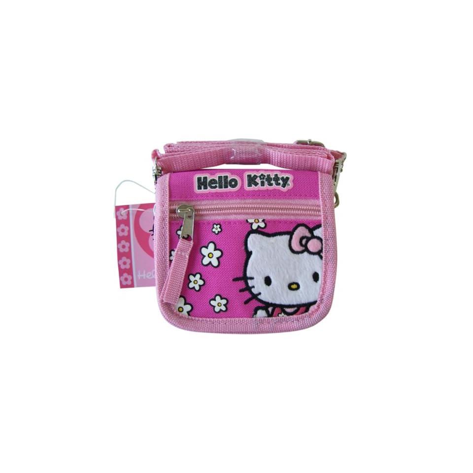 Sanrio Hello Kitty Mini Purse   Hello Kitty Strap Wallet 63060