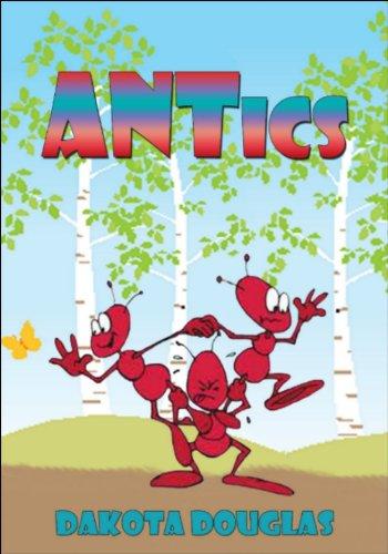 ANTics cover