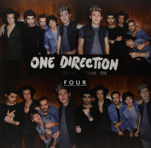 One Direction you and i CD Covers