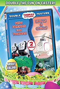 Thomas & Friends Double Feature: Spills & Chills / New Friends