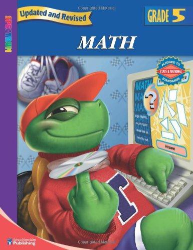 Math, Grade 5 (Spectrum Math)