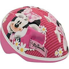 Minnie Mouse Toddler Helmet by Minnie Mouse