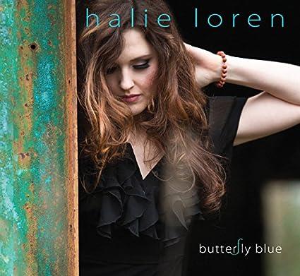Halie Loren � Butterfly Blue