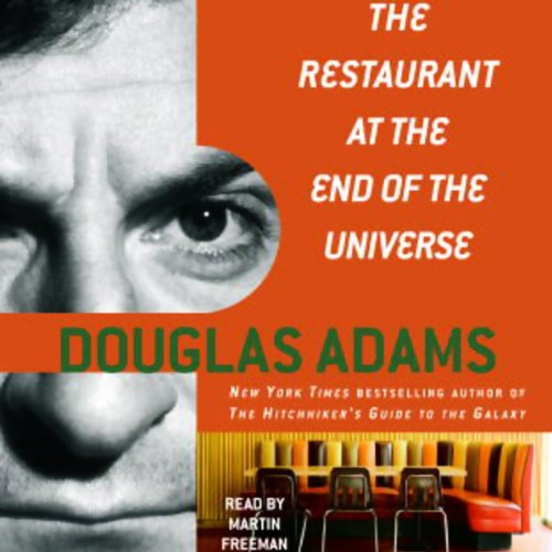 the restaurant at the end of the universe the hitchhiker 39 s guide to the galaxy book 2. Black Bedroom Furniture Sets. Home Design Ideas