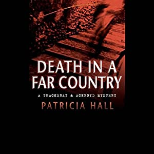 Death in a Far Country Audiobook