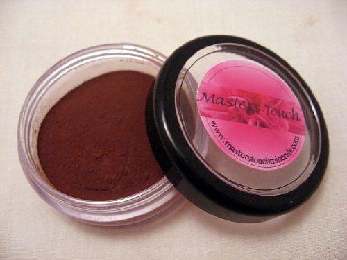 Espresso Foundation, Master's Touch Minerals Makeup, Silk Perfection Formula Matte Foundation, Pure Premium Natural Bare Mineral Cosmetics Powder