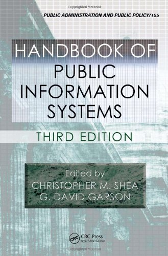 Handbook of Public Information Systems, Third Edition