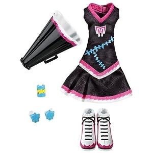 Monster High School Spirit Scream Uniforms Frankie Stein Doll