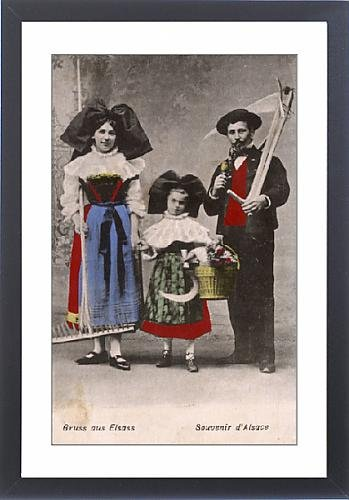 Frame (Traditional French Folk Costumes)