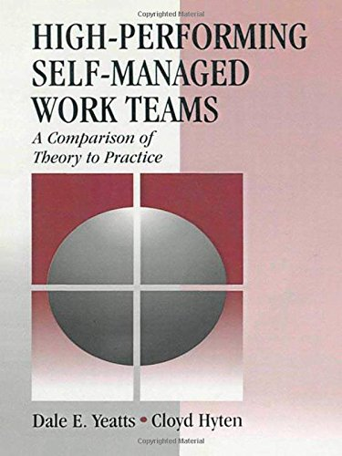 High-Performing Self-Managed Work Teams: A Comparison of Theory to Practice