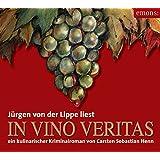 In Vino Veritas - Hörbuch: Ein kulinarischer Kriminalroman
