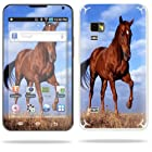 Protective Vinyl Skin Decal Cover for Samsung Galaxy Player 5.0 MP3 Player Android WiFi Sticker Skins Horse