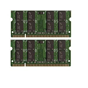 4GB 2X 2GB RAM MEMORY FOR DELL INSPIRON 1525 Laptop (MAJOR BRANDS)