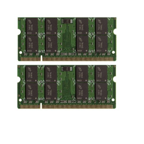Click to buy 4GB 2x2GB SODIMM PC2-5300 Laptop Memory for Acer Aspire 5540 - From only $29.57