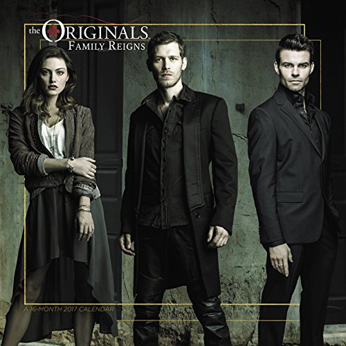 The Originals Wall Calendar (2017)