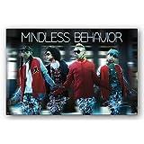 Mindless Behavior - Signatures Music Poster